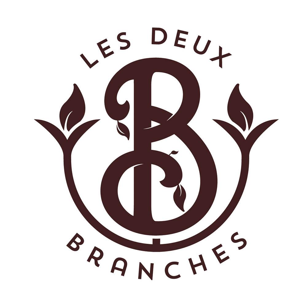 Logo Les Deux Branches