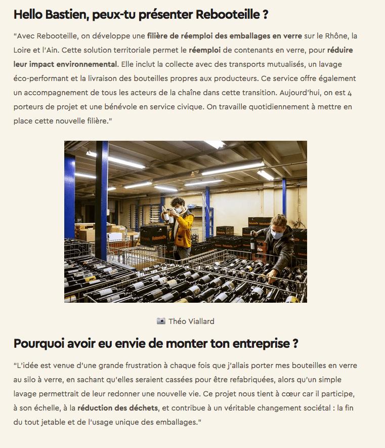 Article partenaire Oé - Réemploi bouteilles Page 2
