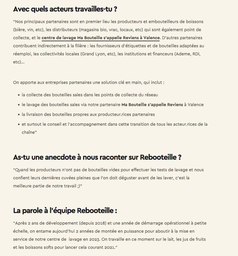 Article partenaire Oé - Réemploi bouteilles Page 4
